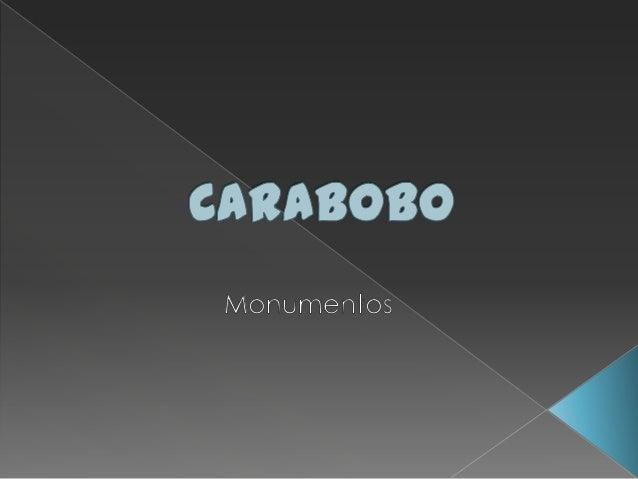 Monumentos de carabobo