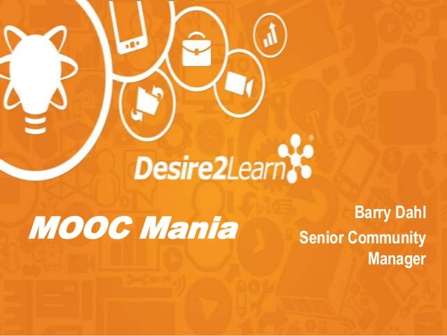 MOOC Mania at ROCC Summer Academy