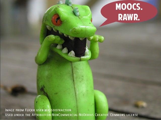 MOOC monster for EDU338x