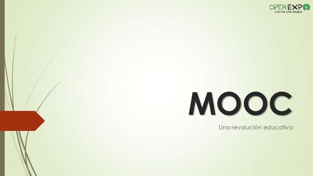 Mooc OpenExpo
