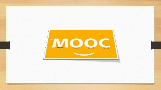 This presentation on the topic of moocs is an inspiration and collection of facts from different scholars who have taken a...