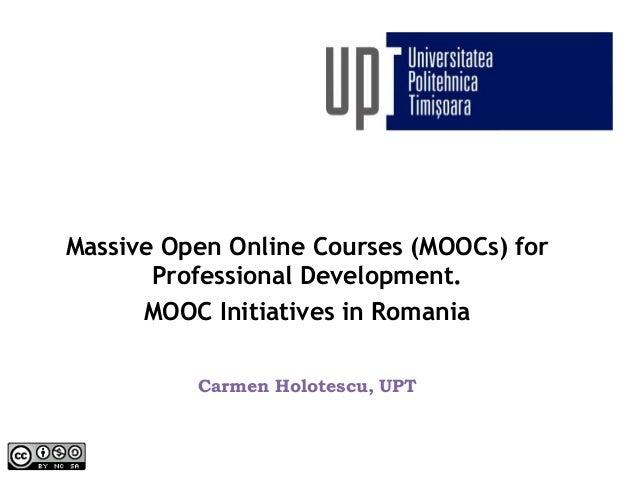 Online professional development courses for teachers uk