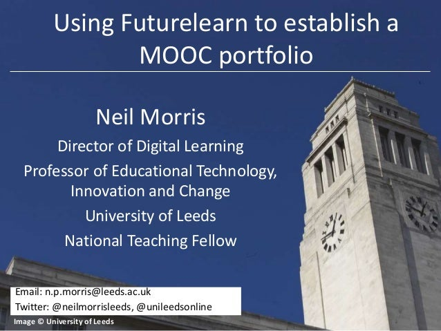 Impact of our MOOCs on student learning - University of Leeds