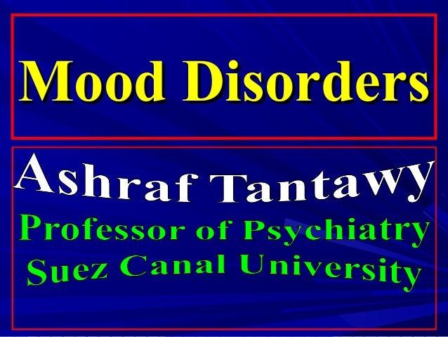 Mood DisordersMood Disorders
