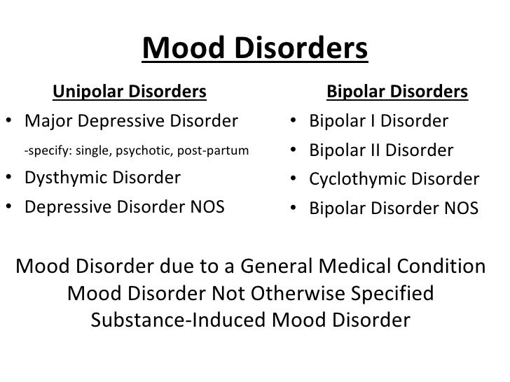 mood disorder essay Essay on mood disorders on mood disorders, along with how i found a relation in my personal life as well as something relating to.