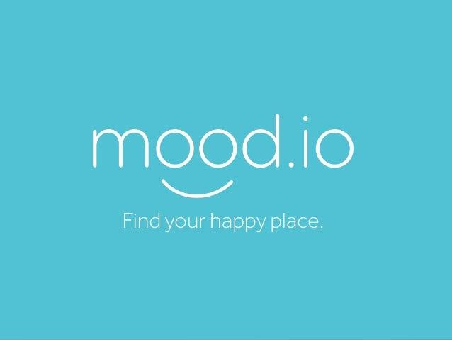 Mood.io Hackthon Project