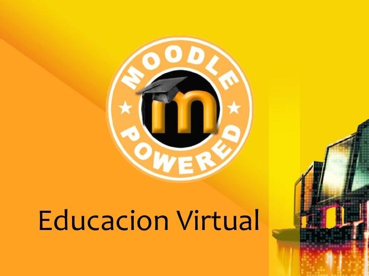 Educacion Virtual