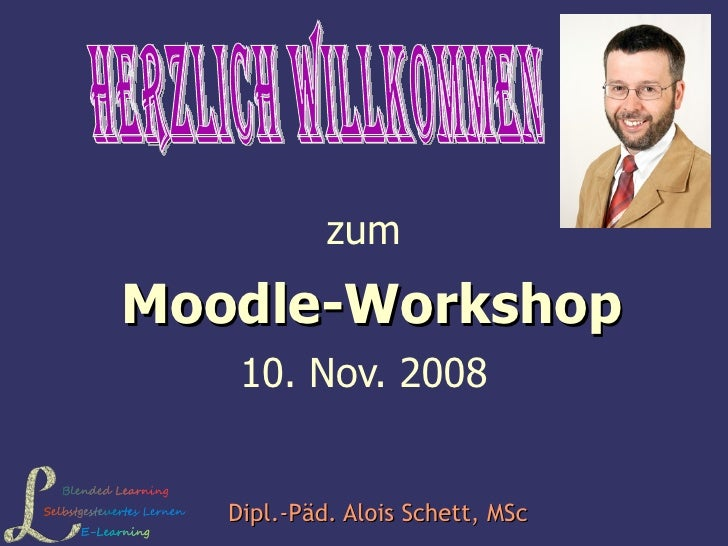 eLearning & Moodle