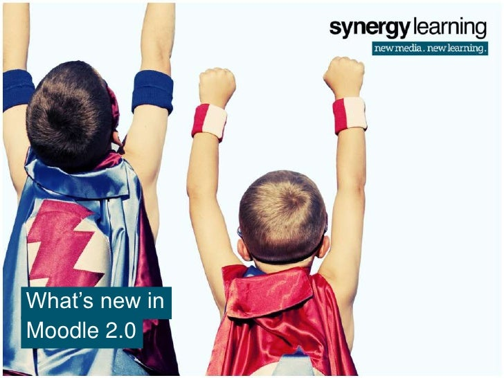What's new in <br />Moodle 2.0<br />