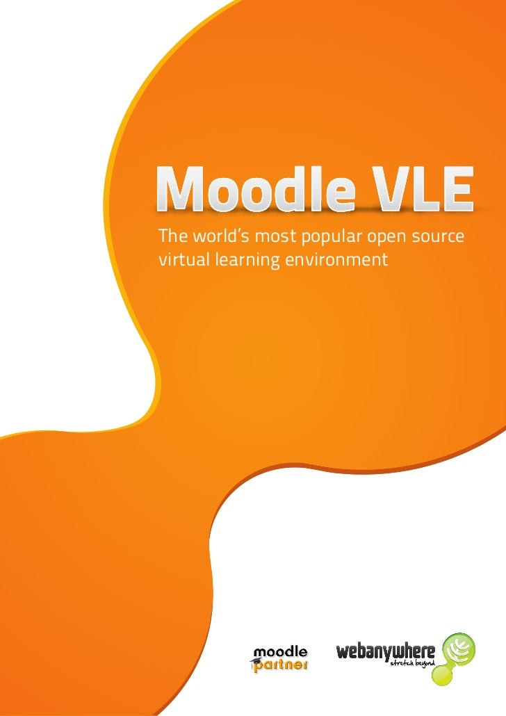 The world's most popular open sourcevirtual learning environment