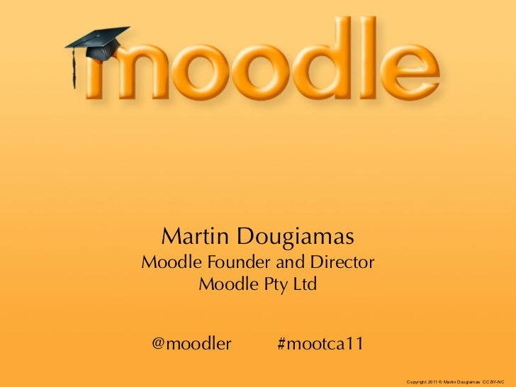 Moodle Development May 2011