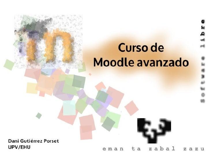 Servicios TICs         Web 2.0                                          UPV/EHU                 youtube Blogs             ...