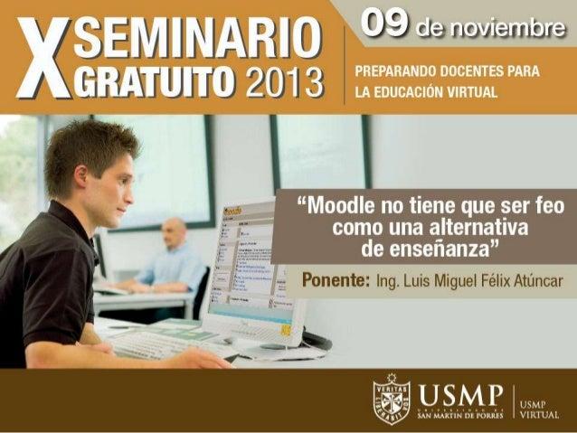 Pontificia Universidad Católica del Perú pucp.edu.pe  Pucp Virtual pucpvirtual.pucp.edu.pe  Ing. Luis Félix luisfelix.pe @...