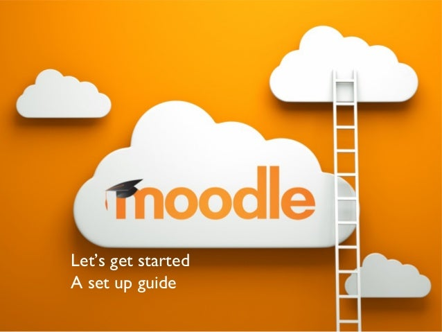 Moodle set up_instructions