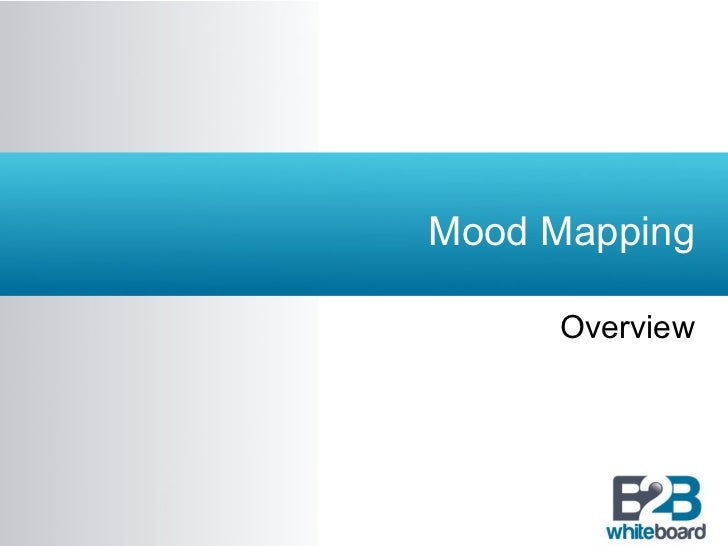 Mood Mapping Overview