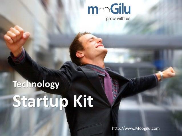 Moogilu StartupKit