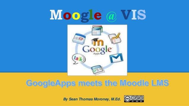 Moogle @ VIS By Sean Thomas Moroney, M.Ed.