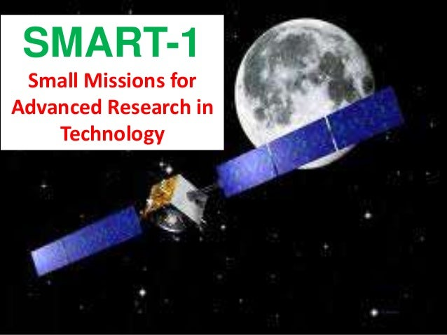 SMART-1 Small Missions for Advanced Research in Technology