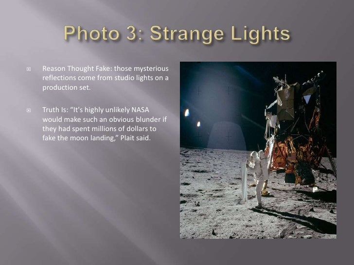 moon landing conspiracy shadows - photo #31