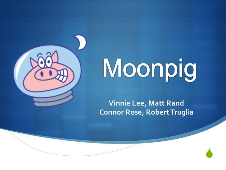 Moonpig presentation