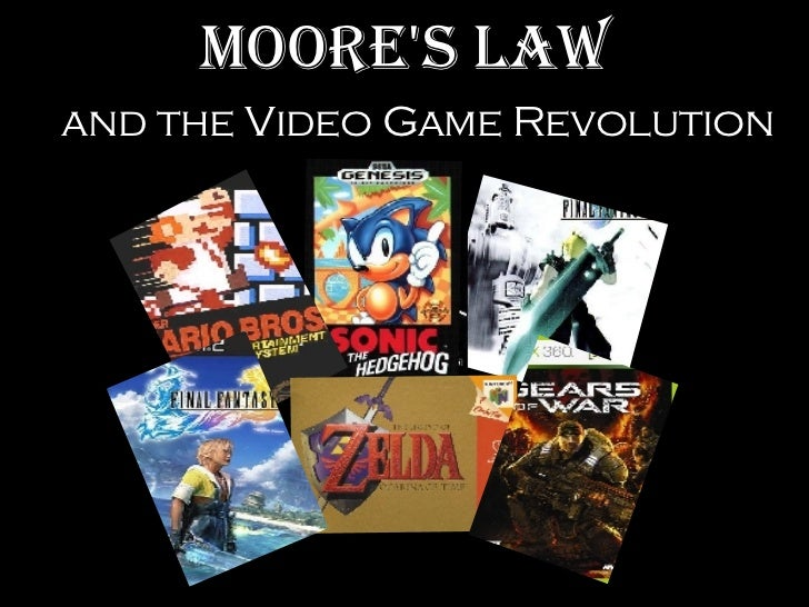Moore's Law and the Video Game Revolution