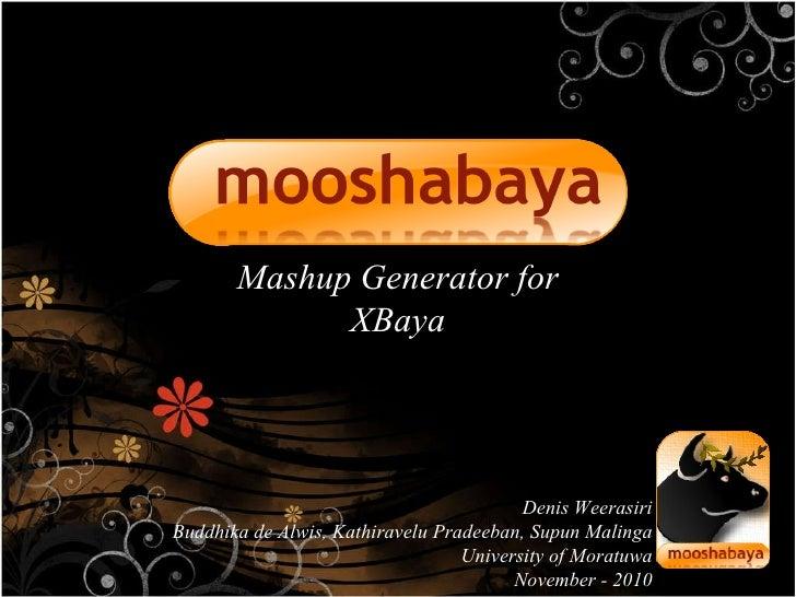 Mooshabaya paper presentation
