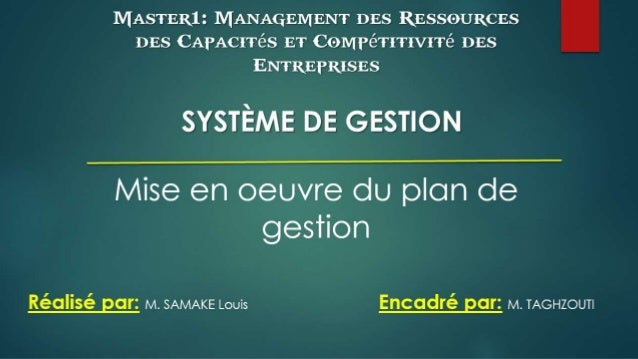 La planification d'entreprise est un processus formalisé de prise de décision qui élabore une présentation voulue de l'éta...