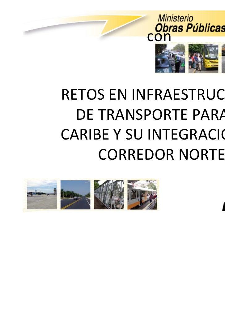 Mopt infraestructura caribe