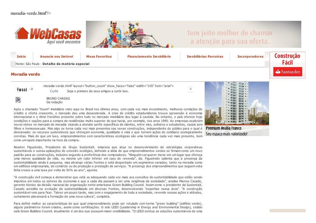 """moradia-verde.html""""/>   Início          Anuncie seu Imóvel              Meus Favoritos                Financiamento Imobil..."""