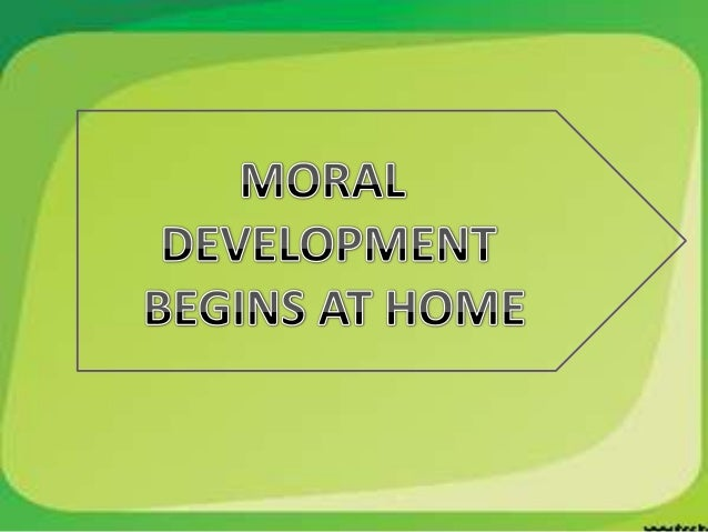 INTRODUCTION   We studied 3 cases that shows how family can influence child's moral development  In this 3 cases, we wil...