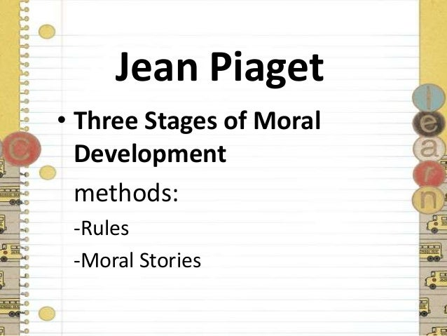 kohlberg s stages of moral development essay