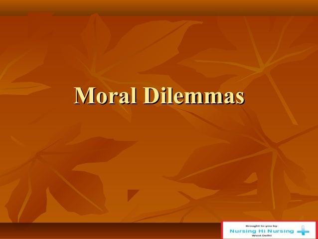 Antigone Moral Dilemma