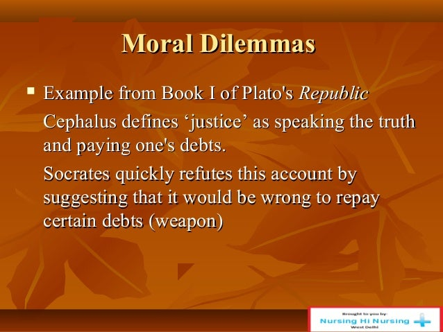 nebobites ethical dilemma Pr ethics on an individual level every public relations organisation has a code of ethics which the 'real ethical behavior is expensive, and that's where the pr industry's ethical dilemma originates.