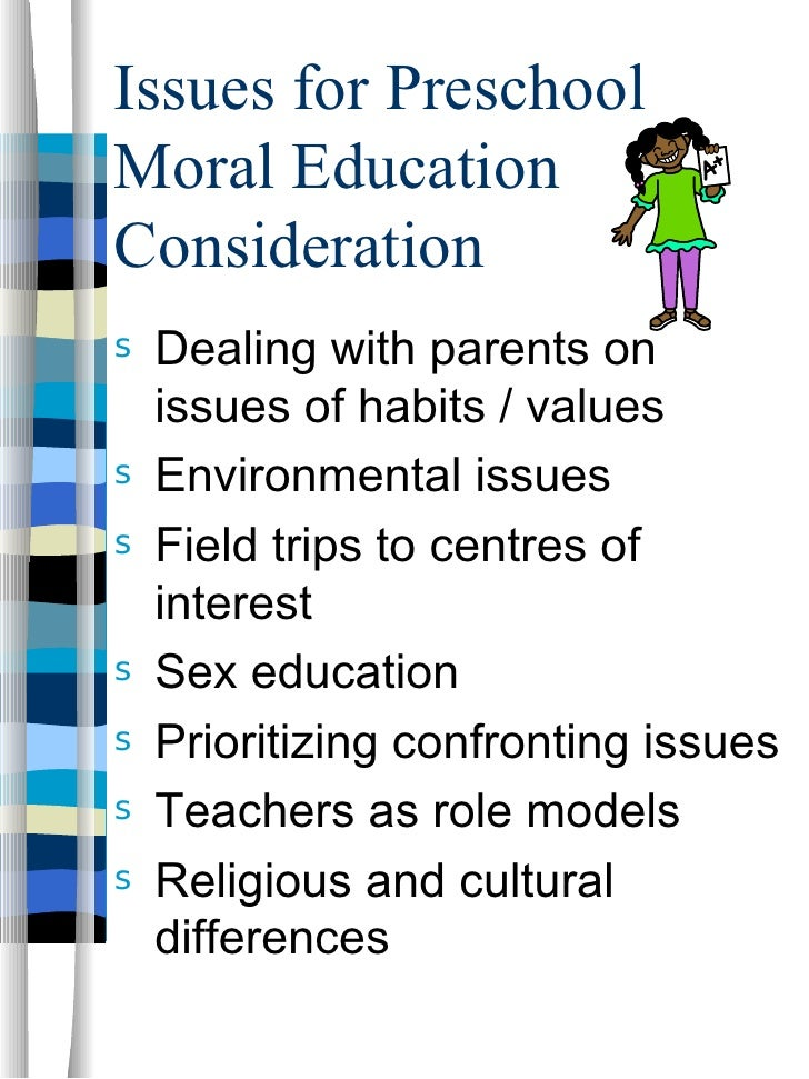 education and moral value Speech on moral values topics: morality, good and evil, person pages: 1 that is basically the essence of moral values education why moral values for students.