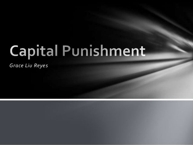 the validation of the capital punishment Abolition of the death penalty victims and their families need validation and offenders capital punishment is a legal infliction of death penalty and.