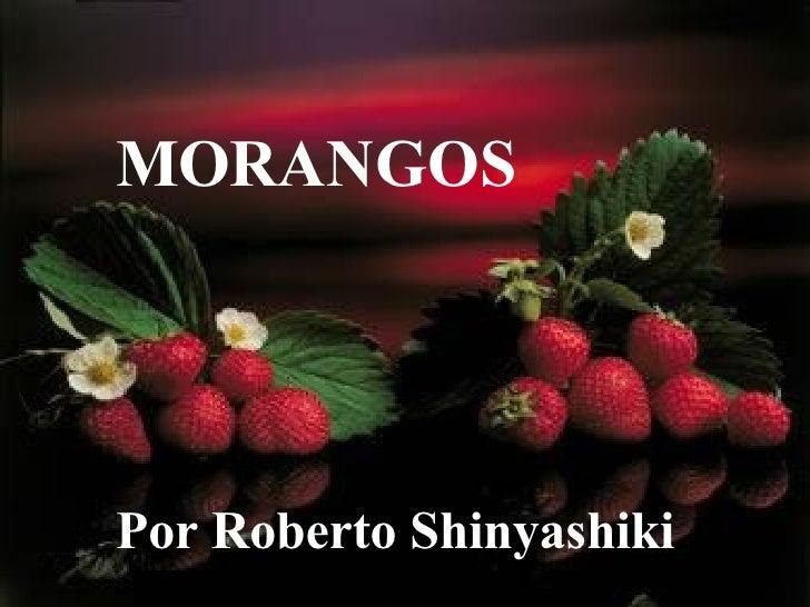 Morangos 1