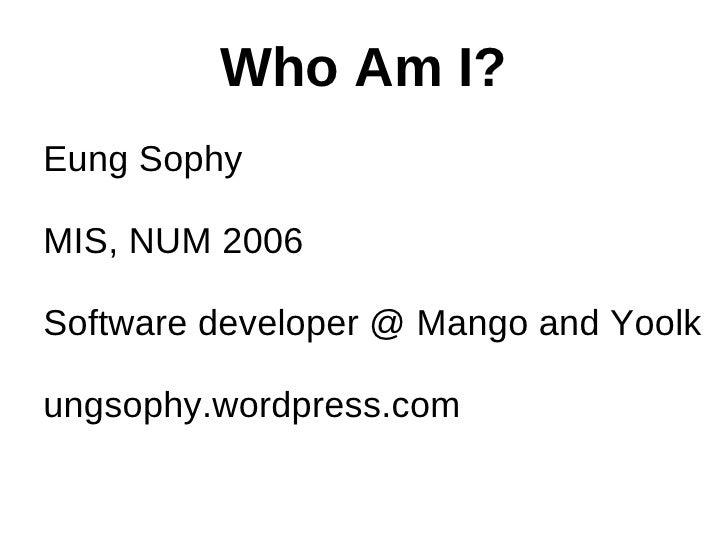 More than Programming!