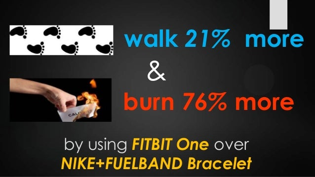More Big Macs with Fitbit One
