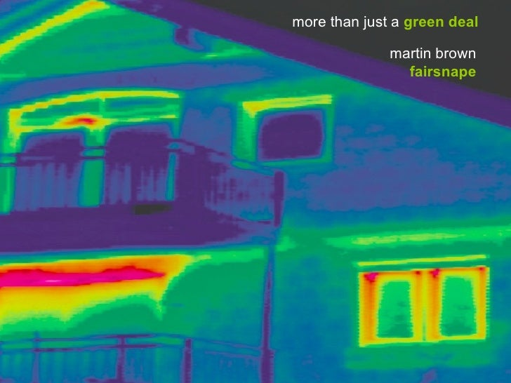 CREAConstructionEvent: More than just a green deal