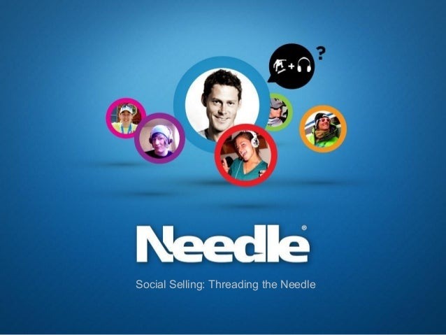Morgan Lynch - Social Selling: Threading the Needle