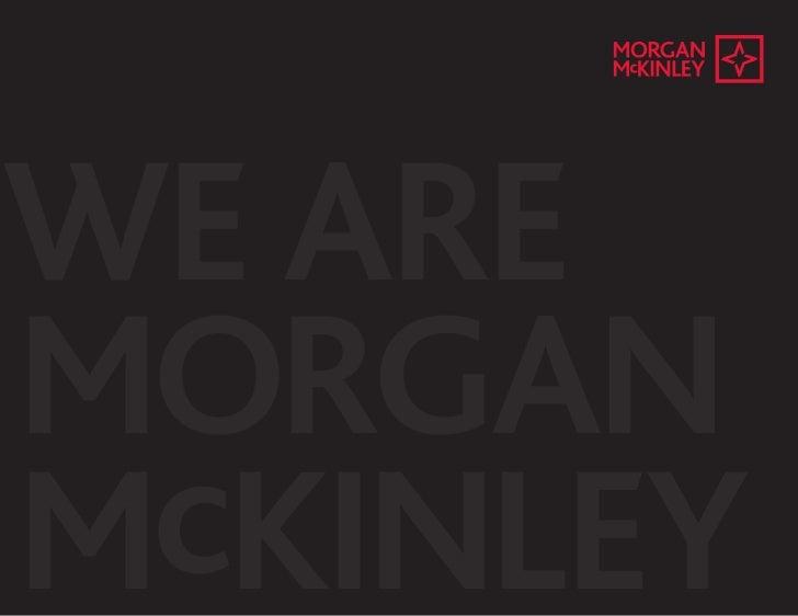 Morgan McKinley Brochure