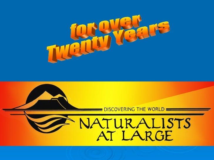 Morro Bay / Montana De Oro: Naturalists at Large