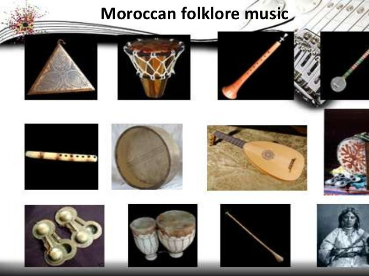 Moroccan music variety1