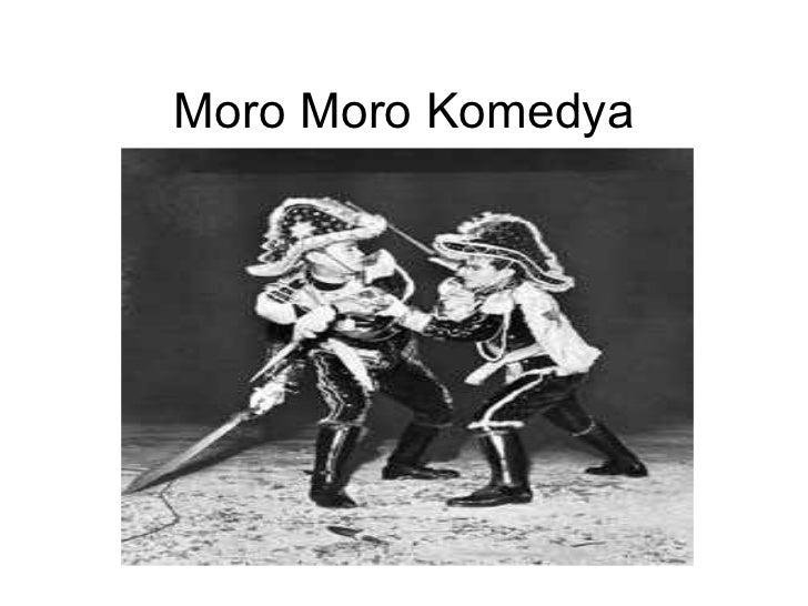 Moro Moro Komedya
