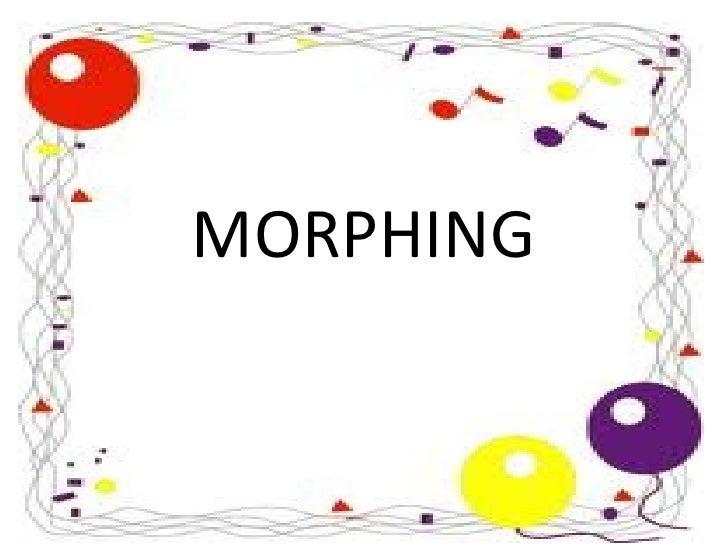 Morphin gg