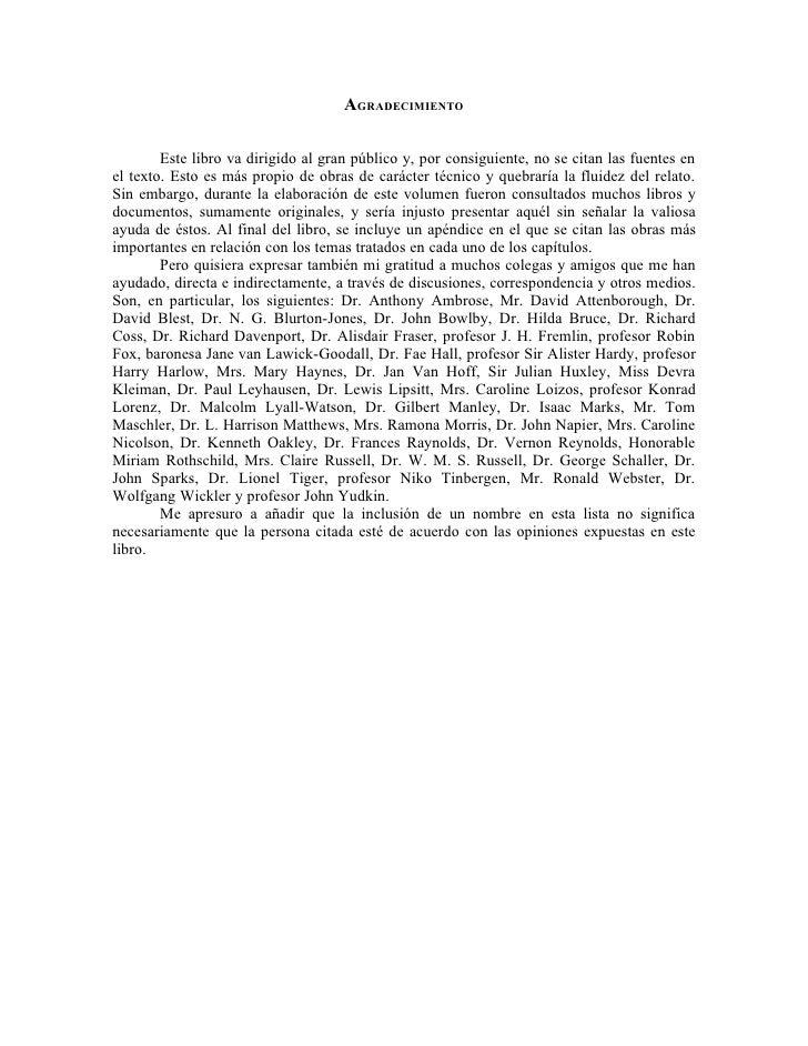 AGRADECIMIENTO          Este libro va dirigido al gran público y, por consiguiente, no se citan las fuentes en el texto. E...