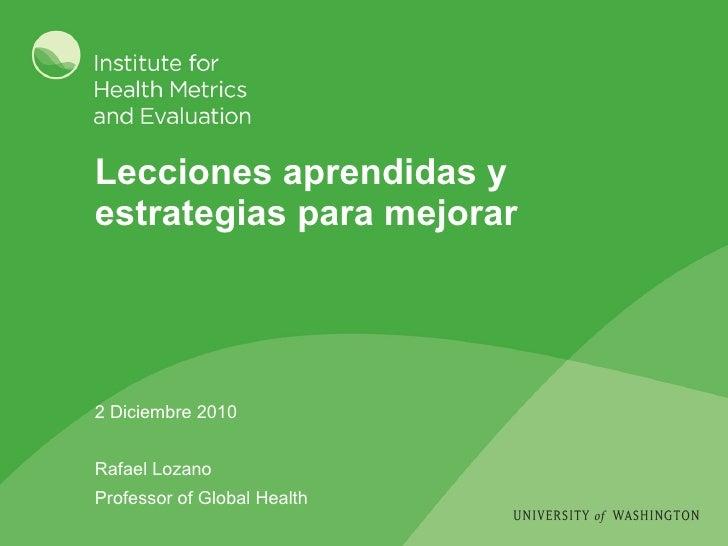 mortalidad materna brasil estrategias para mejorar_lozano_120310_ihme