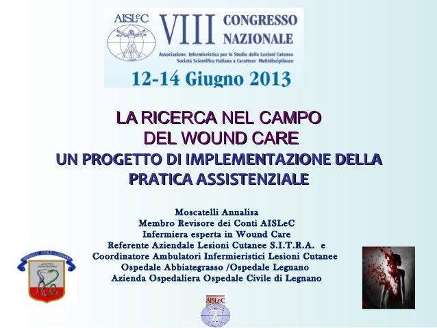 Congresso AISLeC 2013 | Intervento Moscatelli
