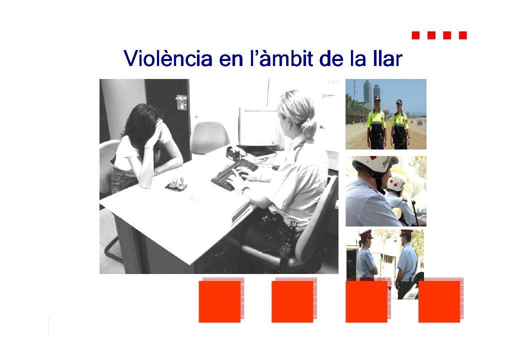 Violència en l'àmbit de la llar
