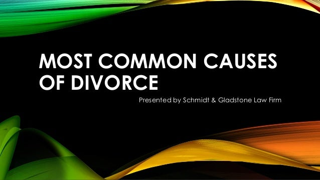 causes divorce A recent survey by the american institute of certified public accountants and harris interactive found that money causes more arguments among men.